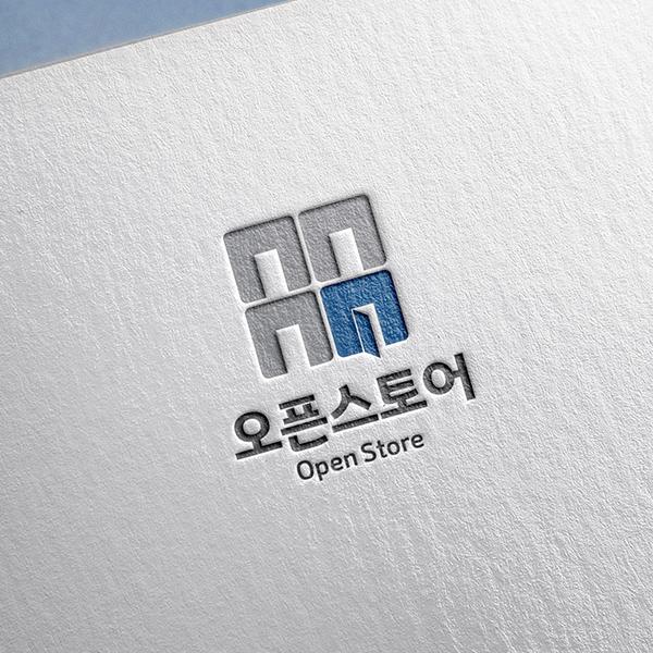 로고 디자인 | 오픈스토어 | 라우드소싱 포트폴리오