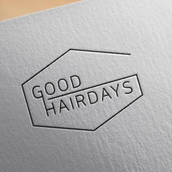로고 디자인 | goodhairdays | 라우드소싱 포트폴리오