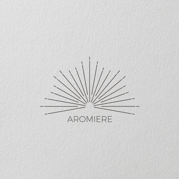 로고 디자인 | 아로미에르 | 라우드소싱 포트폴리오