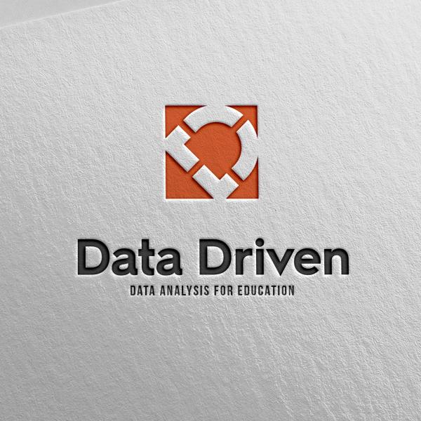 로고 + 명함   데이터드리븐   라우드소싱 포트폴리오