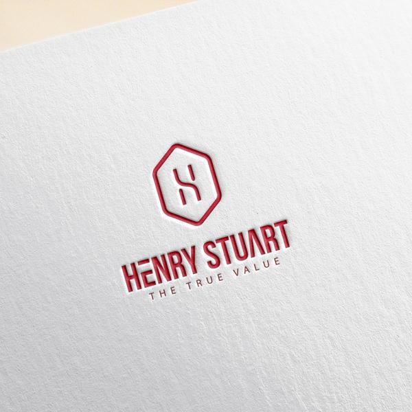 로고 디자인 | 헨리 스튜어트(HENRY ST... | 라우드소싱 포트폴리오
