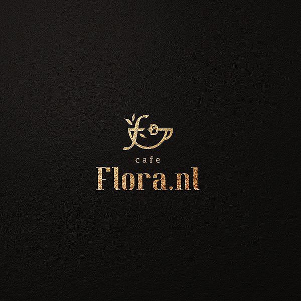 로고 + 간판 | 플로라 NL ( FLORA nl) | 라우드소싱 포트폴리오