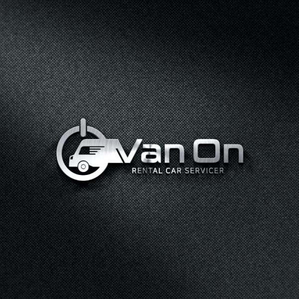 로고 디자인 | Van On | 라우드소싱 포트폴리오