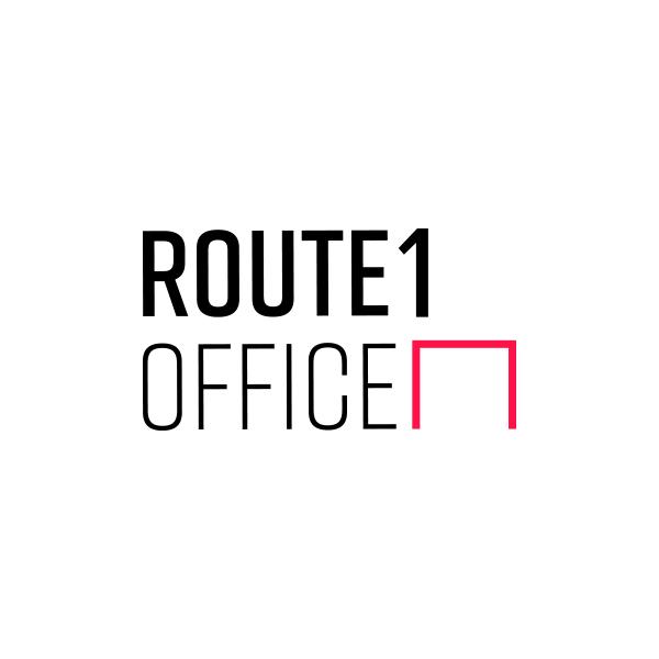 로고 + 명함 | Route 1 Offic... | 라우드소싱 포트폴리오