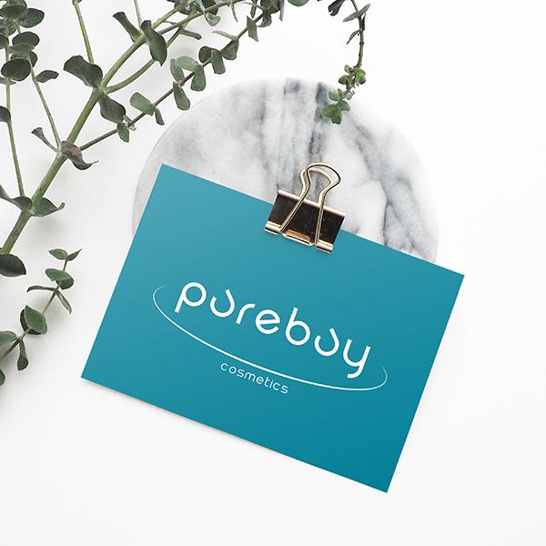 로고 디자인 | 퓨어바이(PUREBUY)... | 라우드소싱 포트폴리오