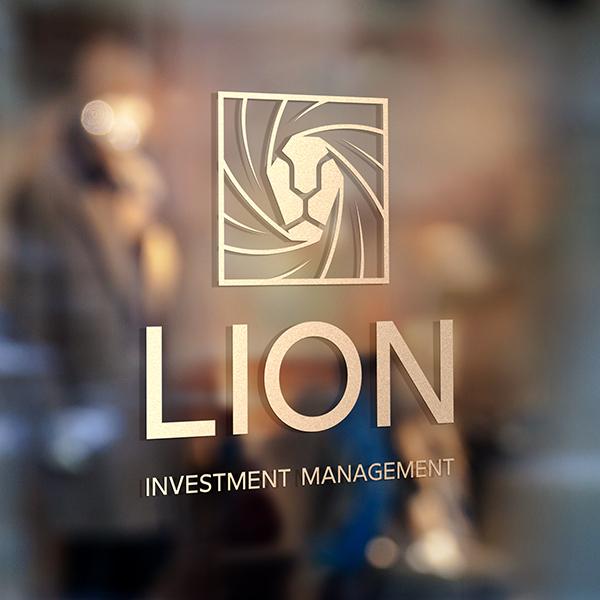 로고 디자인 | (주)라이온 투자자문 | 라우드소싱 포트폴리오