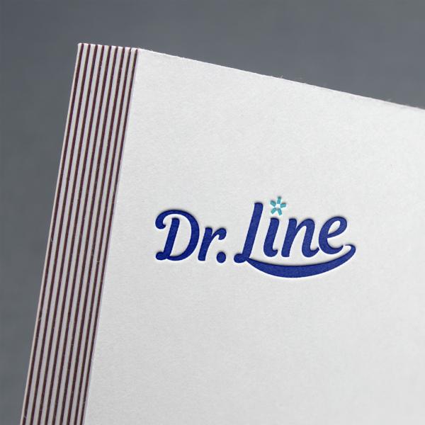 로고 디자인 | 닥터라인 로고 디자인 의뢰 | 라우드소싱 포트폴리오