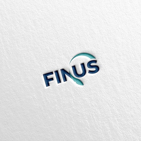 로고 디자인 | FINUS(파이너스) | 라우드소싱 포트폴리오