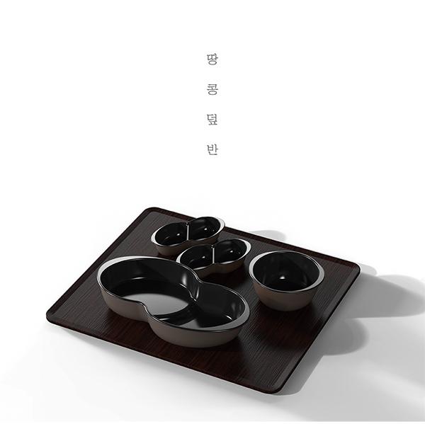 제품 디자인 | 땅콩덮반 그릇 제작 의뢰 | 라우드소싱 포트폴리오