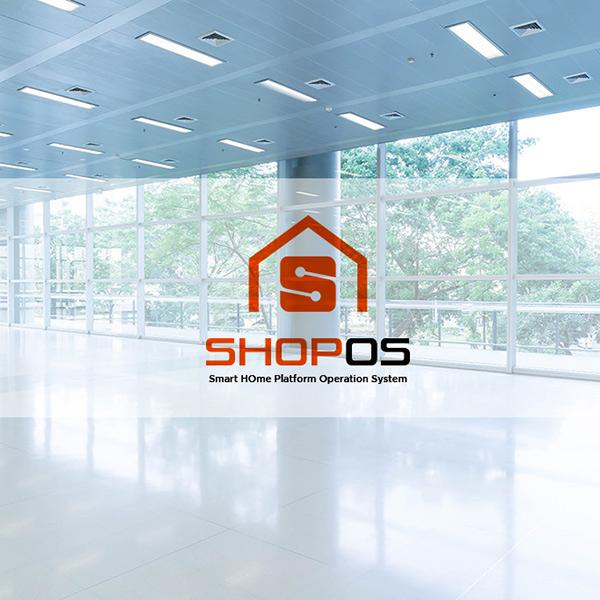 로고 디자인 | shopOS(샵오에스) ... | 라우드소싱 포트폴리오