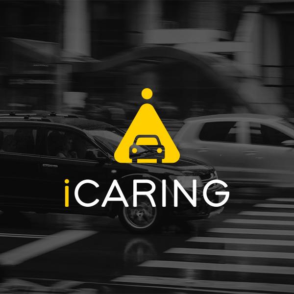로고 + 네이밍 | 자동차 관제(자동차 동산... | 라우드소싱 포트폴리오