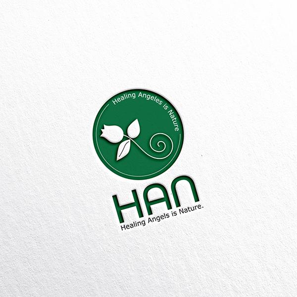 로고 + 간판 | (주)에이치에이엔 | 라우드소싱 포트폴리오