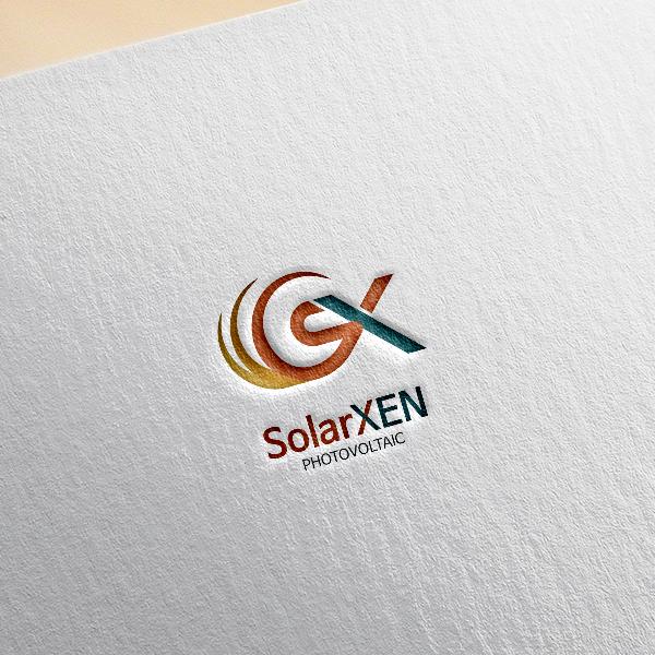로고 디자인 | 태양광발전장치 BI 개발 | 라우드소싱 포트폴리오