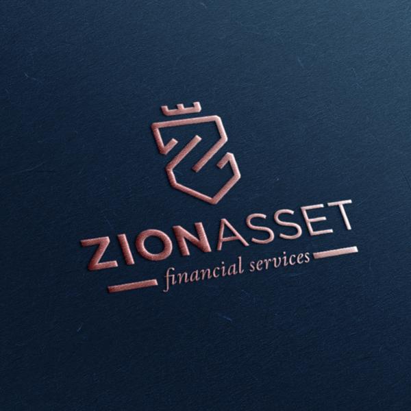로고 + 간판 | 시온에셋 로고 디자인 의뢰 | 라우드소싱 포트폴리오