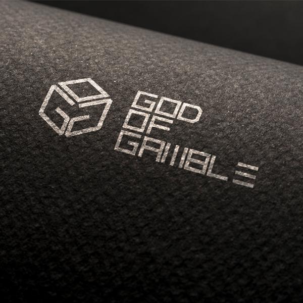 로고 디자인 | God of Gamble... | 라우드소싱 포트폴리오