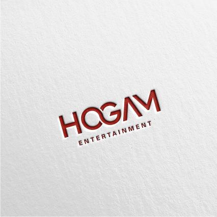 로고 + 간판 | HOGAM 모델아카데미 | 라우드소싱 포트폴리오