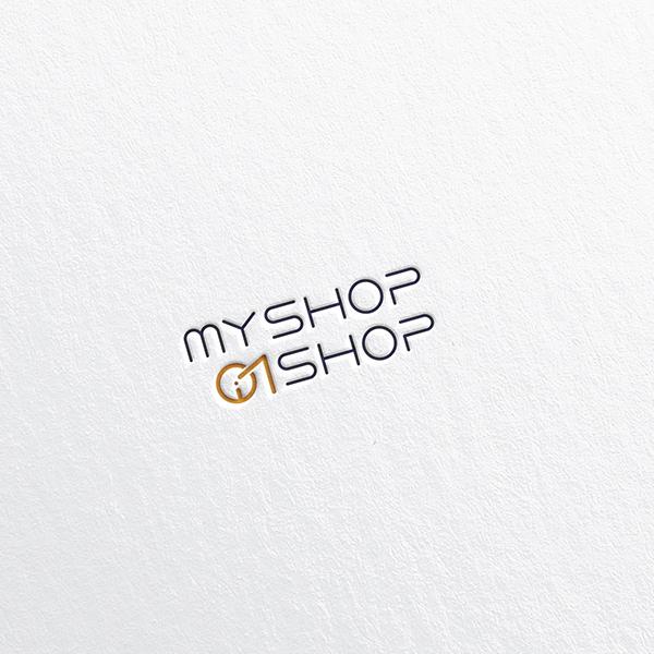 로고 디자인 | 마이샵온샵 로고 디자인 의뢰 | 라우드소싱 포트폴리오