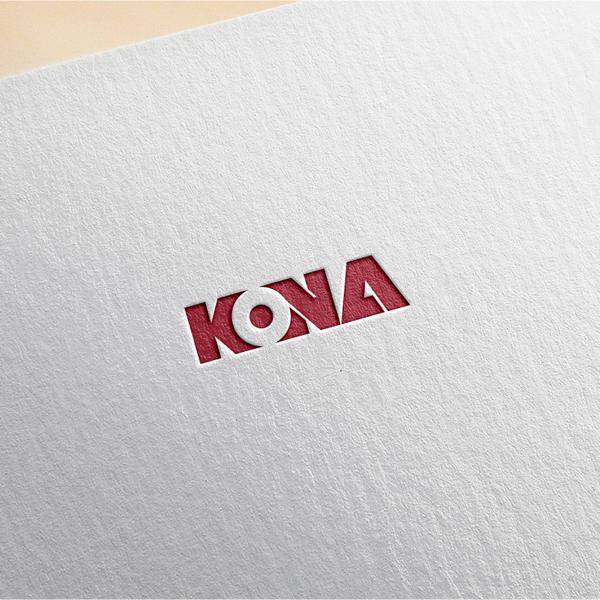 로고 디자인 | KONA | 라우드소싱 포트폴리오