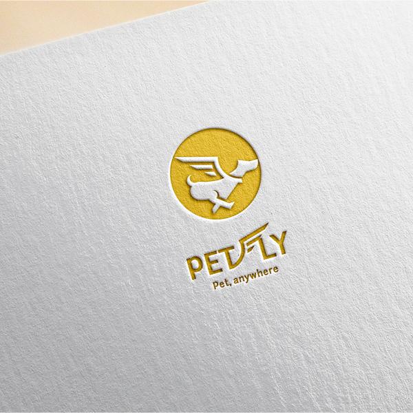 로고 디자인 | 펫플라이 | 라우드소싱 포트폴리오