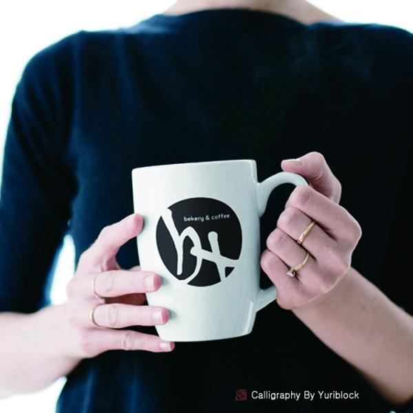로고 디자인 | 베이커리 카페 로고 디자... | 라우드소싱 포트폴리오