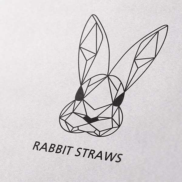 로고 디자인 | 레빗 스트로우 로고 디자... | 라우드소싱 포트폴리오