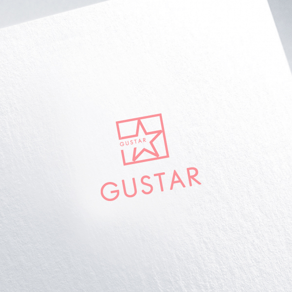 로고 + 명함   구스타   라우드소싱 포트폴리오