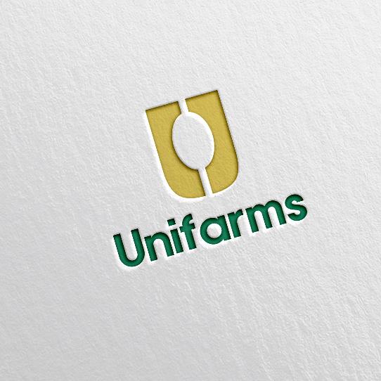 브랜딩 SET | 농업회사법인 유니팜스 주식회사 | 라우드소싱 포트폴리오