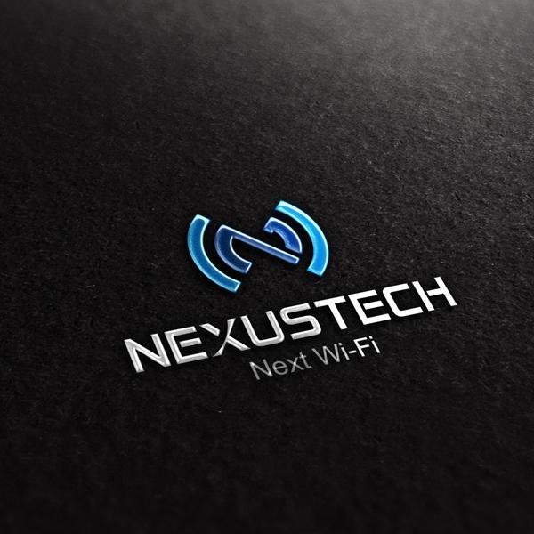로고 + 명함 | 넥서스텍 로고 디자인 의뢰 | 라우드소싱 포트폴리오