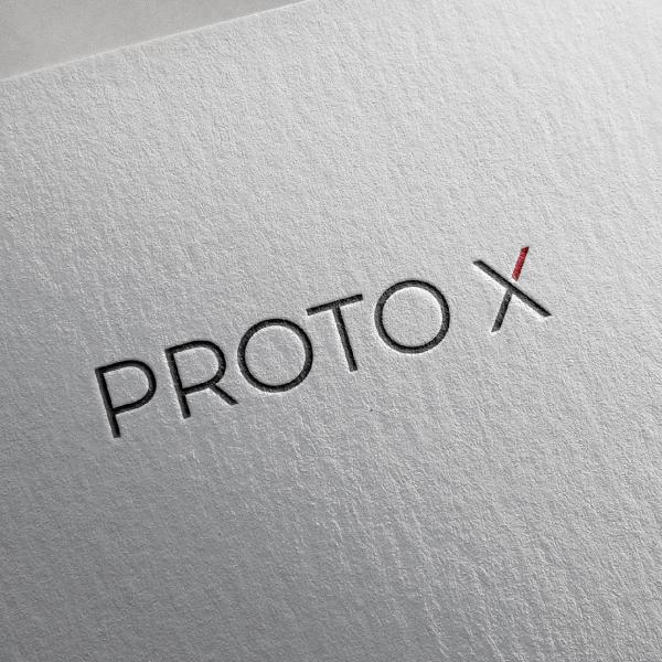 로고 디자인 | PROTO X | 라우드소싱 포트폴리오