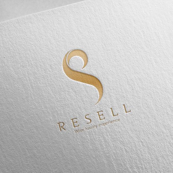 로고 + 명함 | RESELL | 라우드소싱 포트폴리오