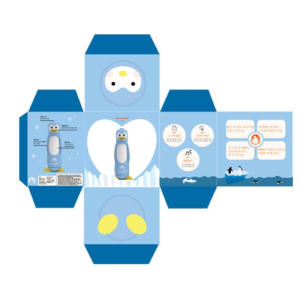 패키지 디자인 | 어린이 도시락 포장 박스... | 라우드소싱 포트폴리오