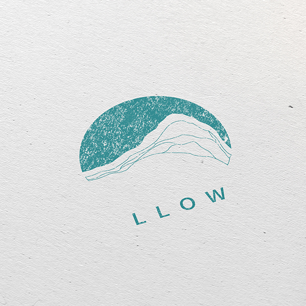 로고 디자인 | LLOW [엘로우] | 라우드소싱 포트폴리오
