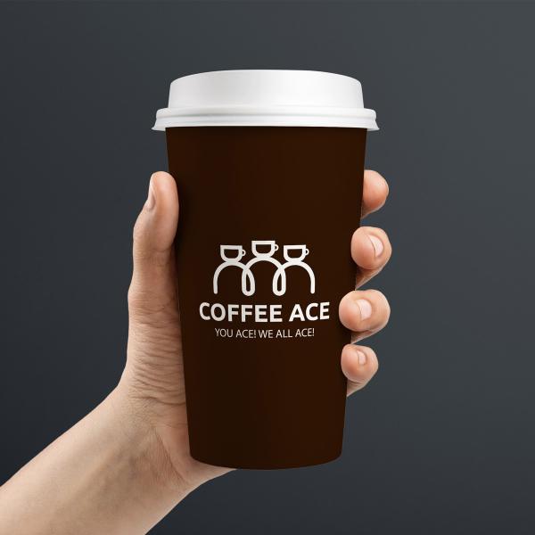 브랜딩 SET | 커피에이스 | 라우드소싱 포트폴리오