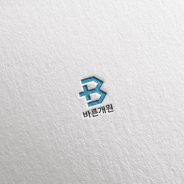 로고 + 명함 | 바른개원 | 라우드소싱 포트폴리오