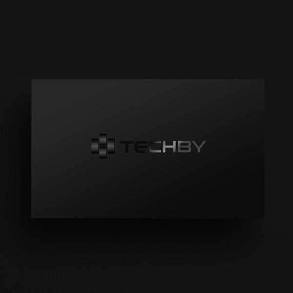 로고 디자인 | (주)테크비 TECHBY | 라우드소싱 포트폴리오