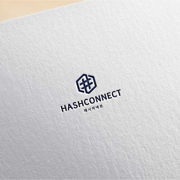 로고 디자인 | 해시커넥트 로고 디자인 | 라우드소싱 포트폴리오