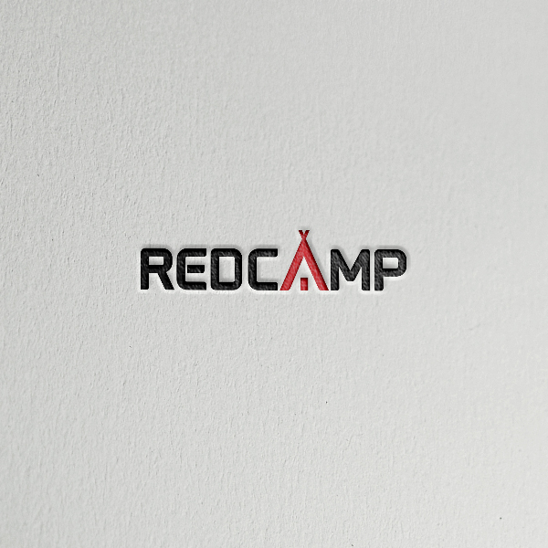로고 디자인 | 레드캠프 코리아 | 라우드소싱 포트폴리오