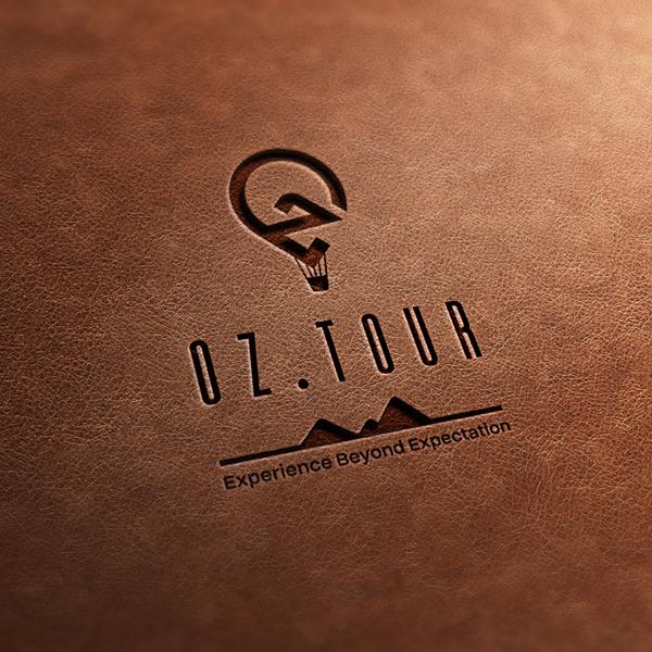 로고 디자인 | OZ Tour  | 라우드소싱 포트폴리오