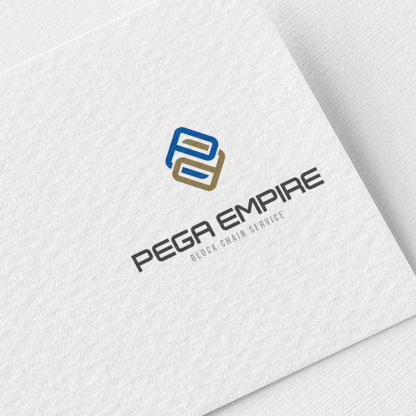 로고 디자인 | Pega Coin | 라우드소싱 포트폴리오