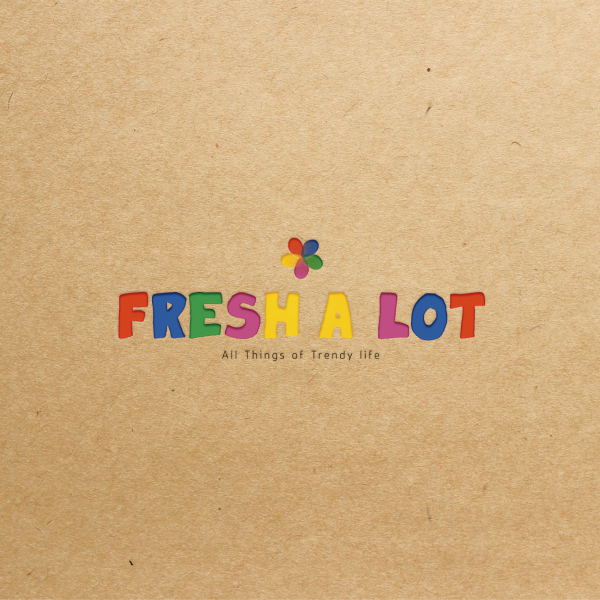 로고 + 명함 | FRESH A LOT 로... | 라우드소싱 포트폴리오