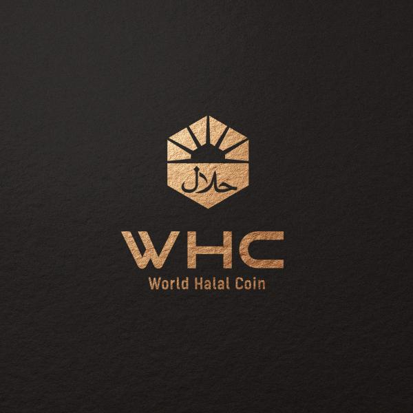 로고 디자인 | WHC(WorldHalalCoin) | 라우드소싱 포트폴리오