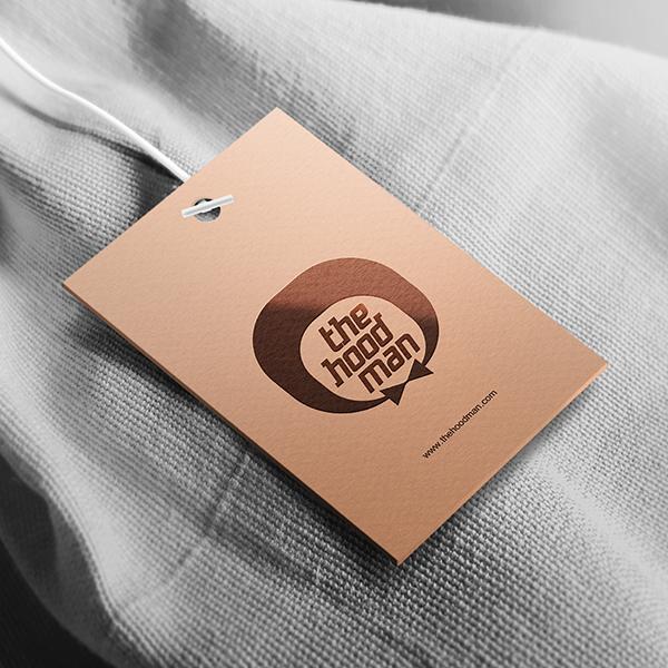 로고 디자인 | 더후드맨 | 라우드소싱 포트폴리오