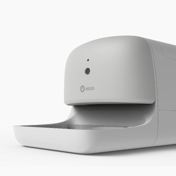 제품 디자인 | 반려견 스마트 자동 급식기 | 라우드소싱 포트폴리오