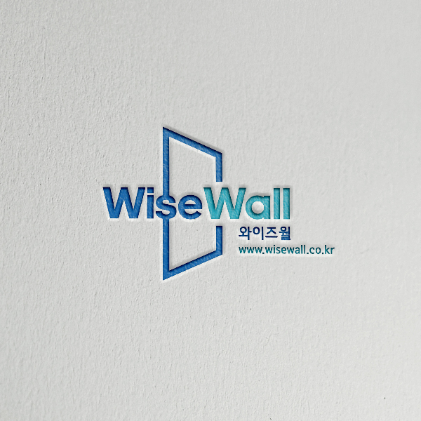 로고 디자인   와이즈월   라우드소싱 포트폴리오