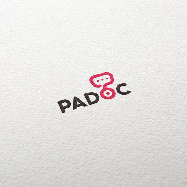 로고 디자인 | 파닥(Padoc) | 라우드소싱 포트폴리오
