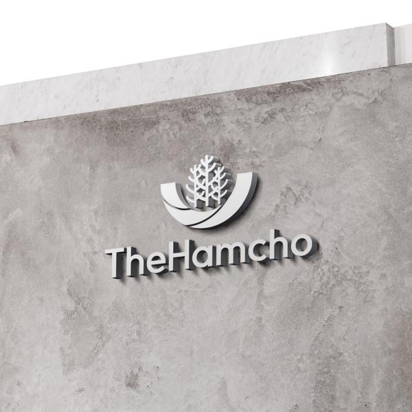 로고 디자인   농업회사법인(주)더함초   라우드소싱 포트폴리오