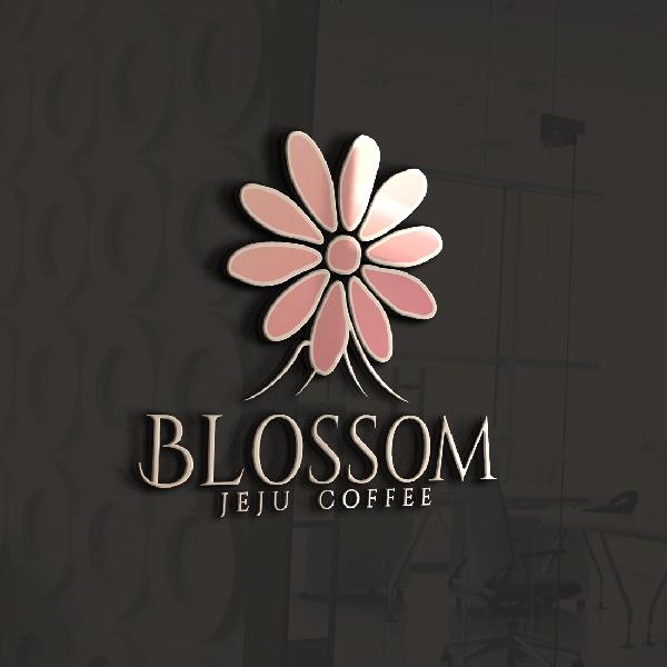 로고 디자인 | 꽃이 피다 | 라우드소싱 포트폴리오