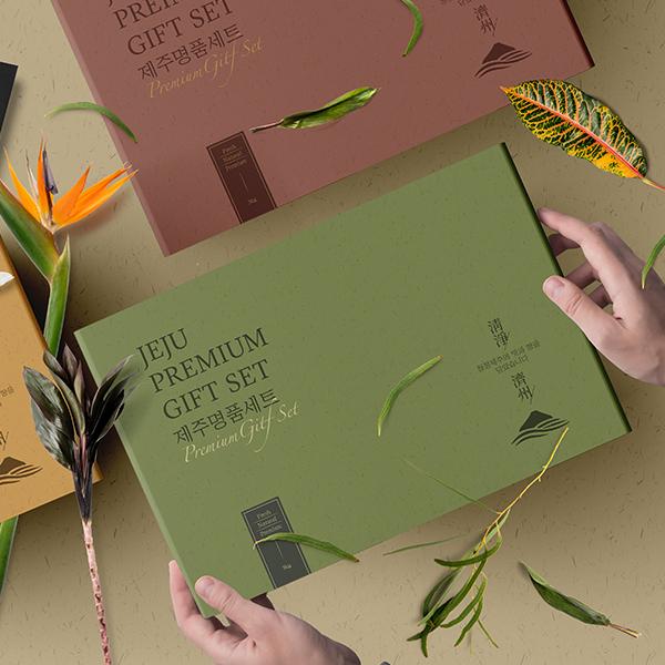 패키지 디자인 | 과일선물세트 박스디자인 의뢰 | 라우드소싱 포트폴리오