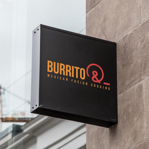 로고 + 간판 | 멕시칸패스트푸드점 로고 ... | 라우드소싱 포트폴리오