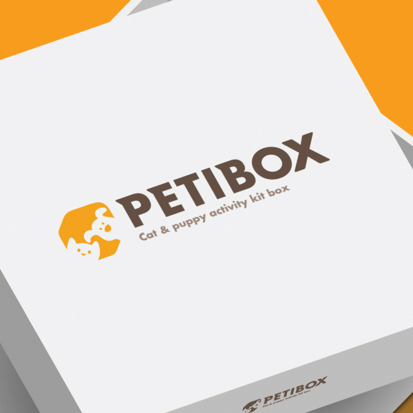 로고 디자인 | 펫티박스(PETIBOX)... | 라우드소싱 포트폴리오